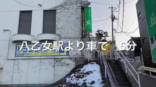 トランクルーム仙台北根店 室内案内動画